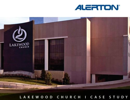 Alerton system keeps all 16,000 parishioners cool in the sanctuary of Houston's Lakewood Church—the largest in the US
