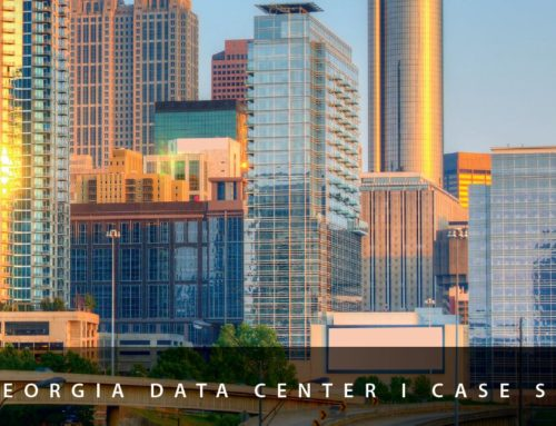 ALERTON: Like the City of Atlanta itself, Company X's state-of-the-art data center is a jewel in the crown of technology